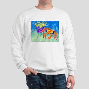 Crab - original design Sweatshirt