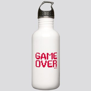 Game Over Stainless Water Bottle 1.0L