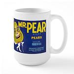 Mr. Pear - 15oz. Mug