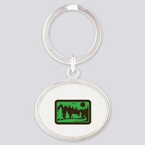 CAMPING Keychains