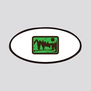 CAMPING Patches