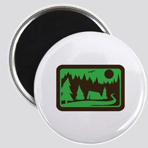 CAMPING Magnets