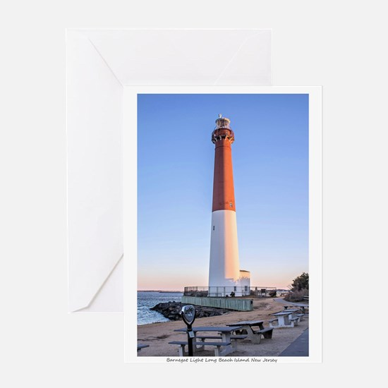 Long Beach Island - New Jersey. Greeting Cards