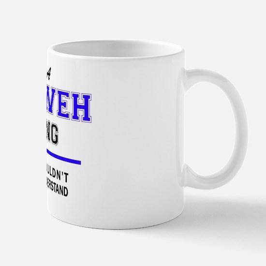 Cute Yahweh Mug