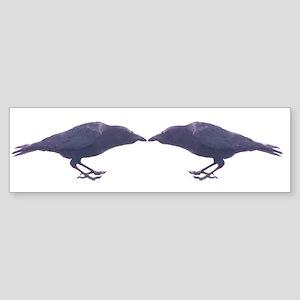 Crow Council Bumper Sticker