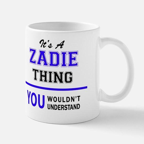 Cute Zadie Mug