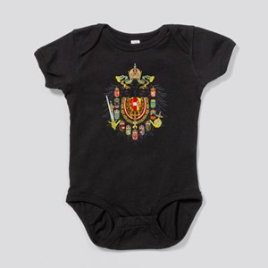 Coat of Arms of the Empire of Austri Baby Bodysuit