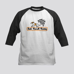 Jack Russell Racing Baseball Jersey