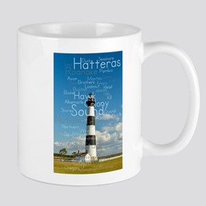 Bodie Island Lighthouse. Mug Mugs