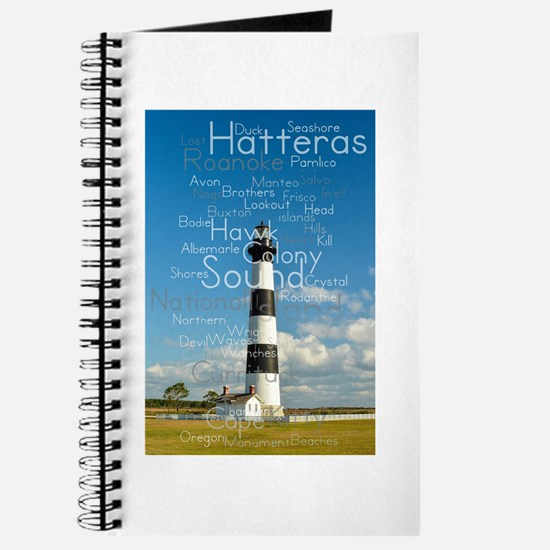Bodie Island Lighthouse. Journal