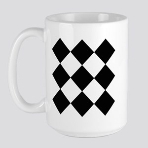 Black & White Basics Large Mug