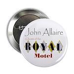 """John Allaire 2.25"""" Button"""