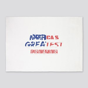 America's Greatest Greaser 5'x7'Area Rug