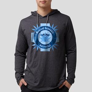 Medical Cannabis Supporter Long Sleeve T-Shirt