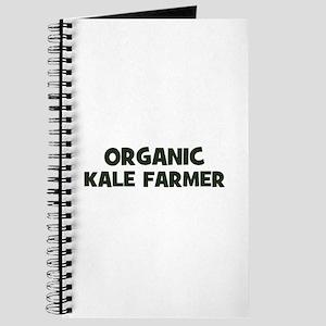 organic kale farmer Journal