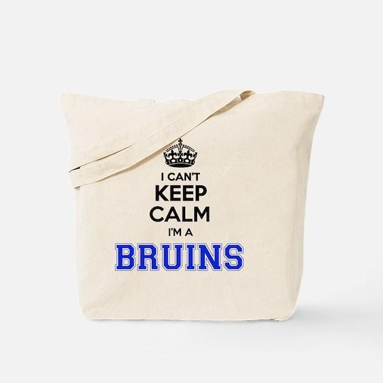 Unique Bruins Tote Bag