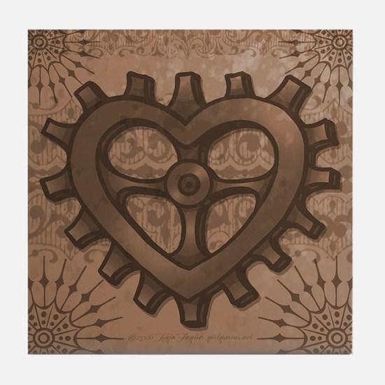 Gearheart Tile Coaster
