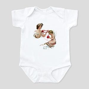 WAITING ON LOVE Infant Bodysuit