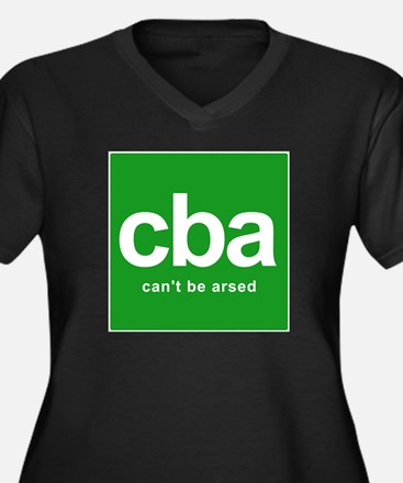 internet abbreviation acronym CB Plus Size T-Shirt