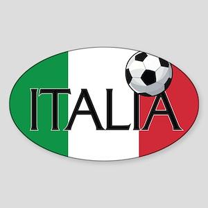 Italia Calcio / Soccer Sticker