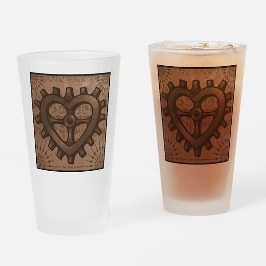 Gearheart Drinking Glass