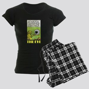 The Eye Women's Dark Pajamas