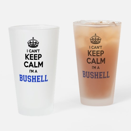 Funny I cant keep calm Drinking Glass