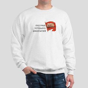 Cold War Veterans Association Sweatshirt