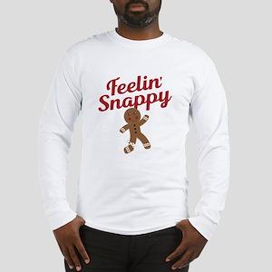 Feelin Snappy Long Sleeve T-Shirt