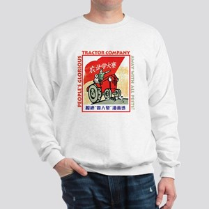People's Glorious Tractor Co. Sweatshirt