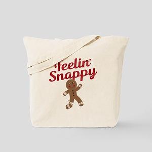 Feelin Snappy Tote Bag