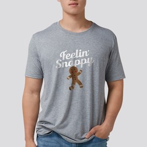 Feelin Snappy Mens Tri-blend T-Shirt