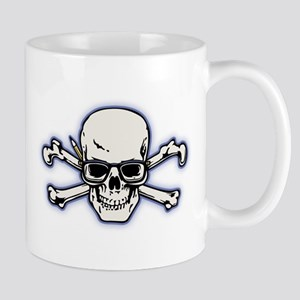 Engineer & Crossbones 11 oz Ceramic Mug