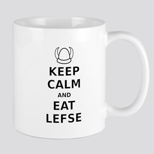 Keep Calm Eat Lefse Mug