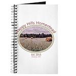 Happy Hills Homestead Logo Journal