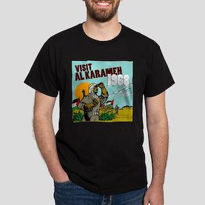 Visit Al Karameh 1968 Dark T-Shirt