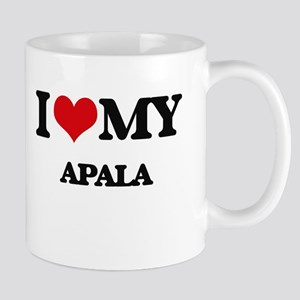 I Love My APALA Mugs