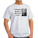 Ralph Waldo Emerson 32 Light T-Shirt