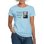Ralph Waldo Emerson 32 Women's Light T-Shirt