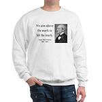 Ralph Waldo Emerson 32 Sweatshirt