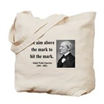 Ralph Waldo Emerson 32 Tote Bag