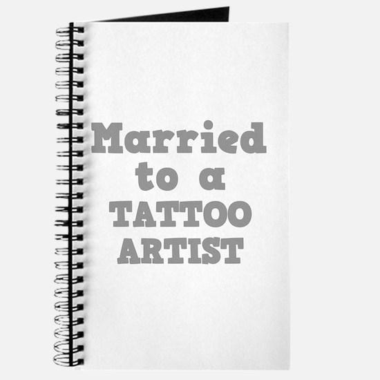 Married to a Tattoo Artist Journal