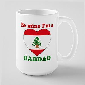 Haddad, Valentine's Day Mugs