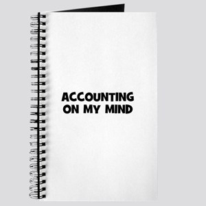 accounting On My Mind Journal