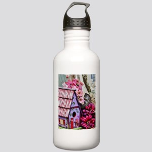 """VALENTINE HOUSE"" Water Bottle"