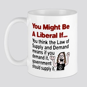 You Might Be A Liberal If You Mug