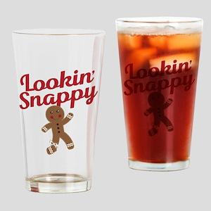 Lookin Snappy Drinking Glass