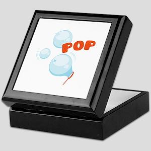 Bubbles POP Keepsake Box