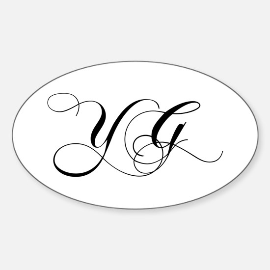 YG-cho black Decal