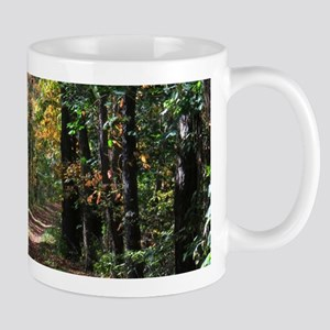 Forest trail Mugs